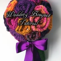 Wedding Bouquet Tutorial ~ Tiny Purrs