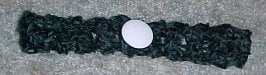 Christmas Button Choker ~ Crochet N More