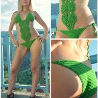 Crochet Swimsuit ~ Jane Green – Beautiful Crochet Stuff