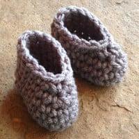 Doll Booties ~ Tara Cousins – Crochet Spot