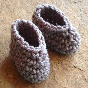Doll Booties ~ Tara Cousins - Crochet Spot
