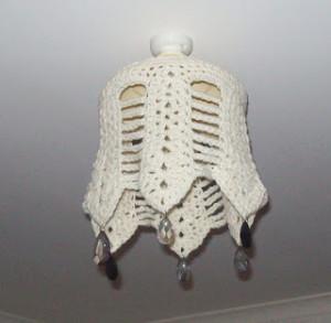 Crochet A Light Shade ~ Cats-Rockin-Crochet