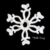 Olfa Snowflake ~ Crochet Treasures