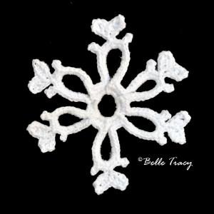 Olfa Snowflake ~ Crochet Treasures
