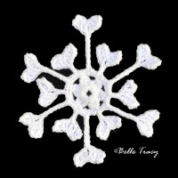 Morna Snowflake ~ Crochet Treasures