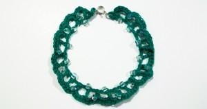 Millie Bracelet ~ Crochet Spot