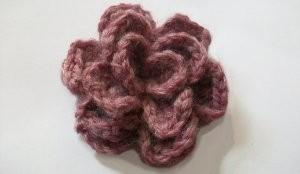 Spiral Flower ~ Crochet Spot