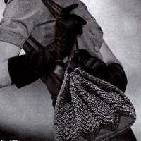 Gypsy Bag ~ Free Vintage Crochet