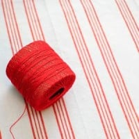 How to Do a Blanket Stitch ~ Petals to Picots