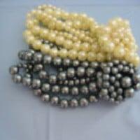 Double Motif Pear Bracelet ~ Donna's Crochet Designs