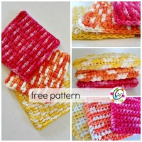 Puffy Waffles Cloth ~ Snappy Tots