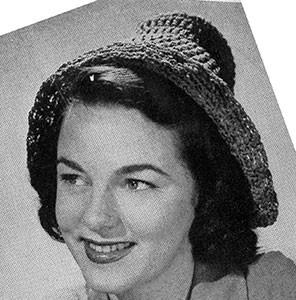 Dutch Cap ~ Free Vintage Crochet