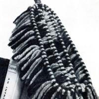 Dust Mop Pattern ~ Free Vintage Crochet