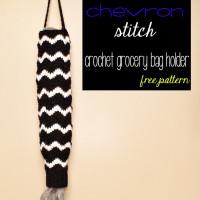Grocery Bag Holder ~ Oombawka Design
