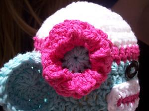 Little Big Flower ~ Stitch11