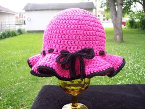 Sun Hat for the Ladies ~ Stitch11