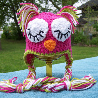 Sleeping Owl ~ Stitch11