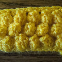 How to Crochet the Popcorn Stitch ~ Crochet Kitten
