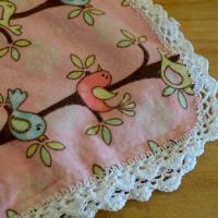 A New Blanket Edging ~ Art Threads