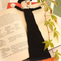 Bookmark with Witch ~ DROPS Design