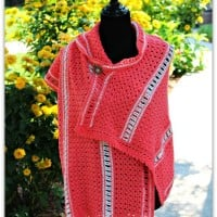 Amazing Grace Summer Shawl ~ Beatrice Ryan Designs