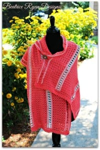 Amazing Grace Summer Shawl ~ Beatrice Ryan Designs