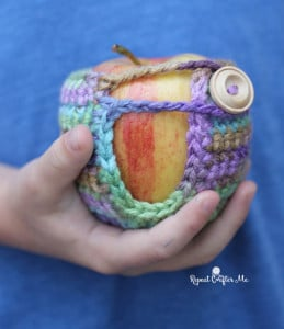 Apple Cozy ~ Repeat Crafter Me