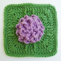 Baby Bloom 6″ Square ~ DragonFlyMomof2 Designs