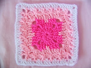 "Bambino Square 7"" ~ SmoothFox Crochet and Knit"