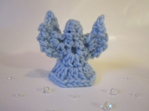 The Magic Angel ~ Crochet is the Way