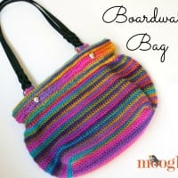 Boardwalk Bag ~ Moogly