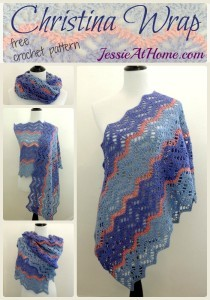 Christina Crochet Wrap ~ Jessie At Home