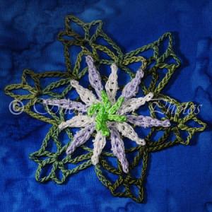 Love in a Mist Snowflake ~ Snowcatcher