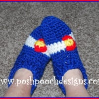 Colorado Slippers ~ Sara Sach - Posh Pooch Designs