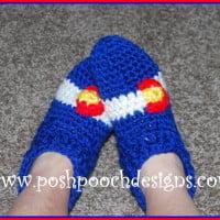 Colorado Slippers ~ Sara Sach – Posh Pooch Designs