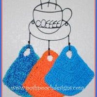 Super Scrubbie ~ Sara Sach - Posh Pooch Designs
