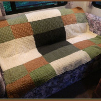 6 Column S.S. Crochet Blanket ~ Heather's Crochet Blog