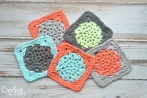 Lace Square ~ Lorene Eppolite - Cre8tion Crochet
