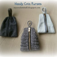 Handy Coin Purse ~ Crochet and Other Stuff