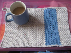 Placemat Pattern ~ Tales and Yarns by Laurie Laliberte