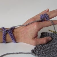 Tension Tamer Ring and Bracelet ~ Crochet is the Way