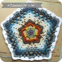 Mandalas in Memory ~ Divine Debris