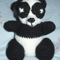 Panda Bear ~ Free Patterns by H