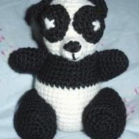 Panda Bear ~ Free Patterns by H