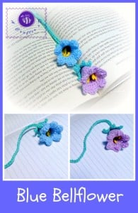 Blue Bellflower ~ Maz Kwok's Designs