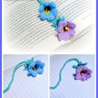 Blue Bellflower ~ Maz Kwok's Designs