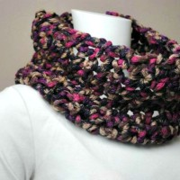 Romantic Twilight Cowl ~ Lorene Eppolite - Cre8tion Crochet