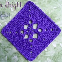 Star Bright Square ~ Stitch11