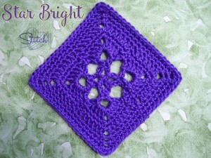 Star Bright Square ~ Stitch11