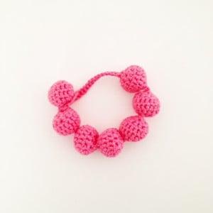 Crochet Bracelet ~ Annemarie's Crochet Blog